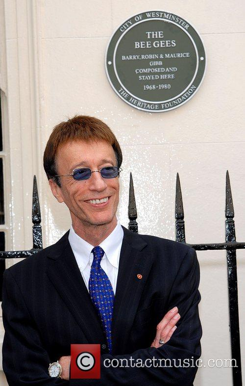 Robin Gibb and Bee Gees 1
