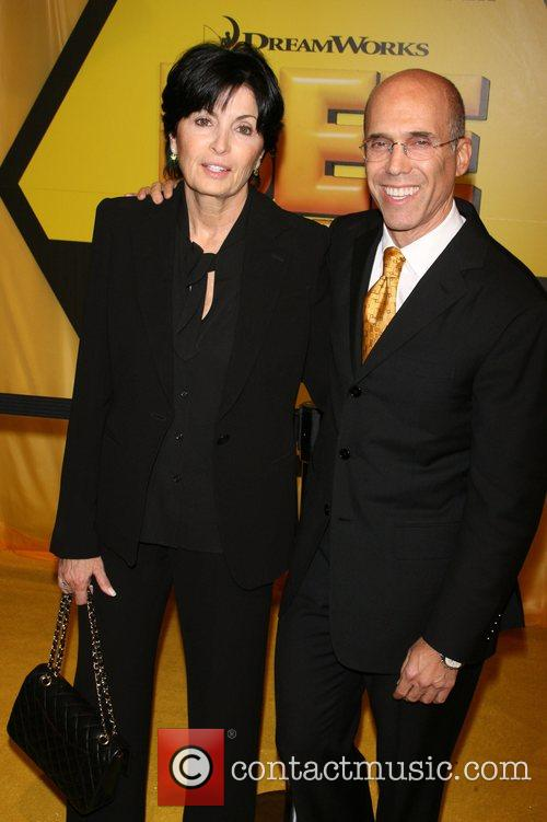 Maryln Katzenberg and Jeffrey Katzenberg  New York...