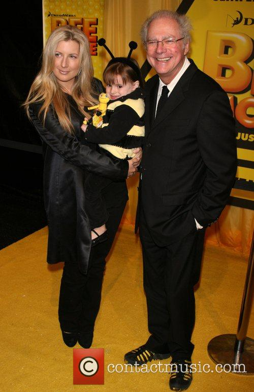 Michelle Levinson, Lilah Levinson and Barry Levinson New...