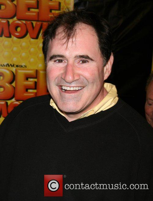 Richard Kind New York premiere of the Dreamworks...