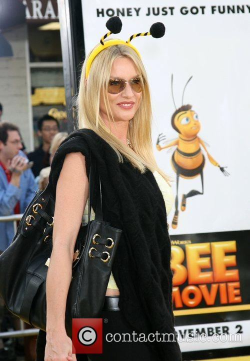 Nicolette Sheridan Los Angeles film premiere of 'Bee...