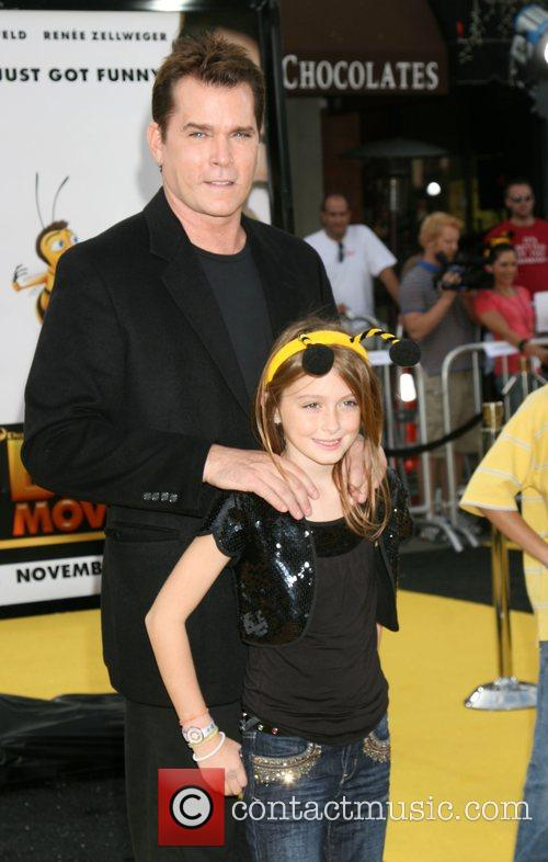 Ray Liotta and Karsen Liotta