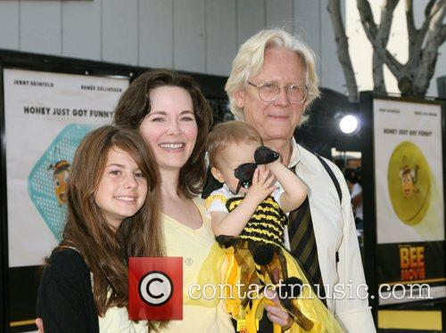 Bruce Davison and Family Los Angeles film premiere...