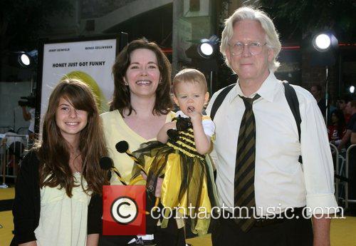 Los Angeles film premiere of 'Bee Movie' held...