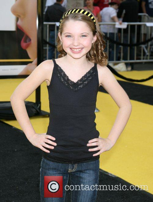 Sammi Hanratty Los Angeles film premiere of 'Bee...