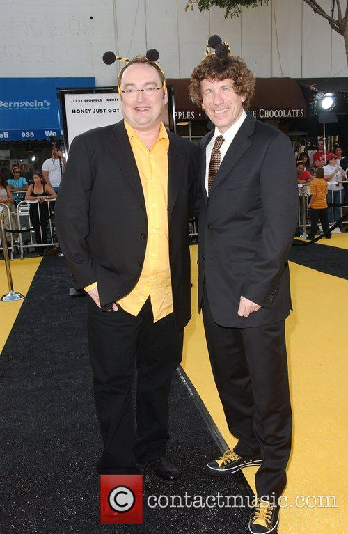 Steve Hickmer, Simon Smith Los Angeles film premiere...