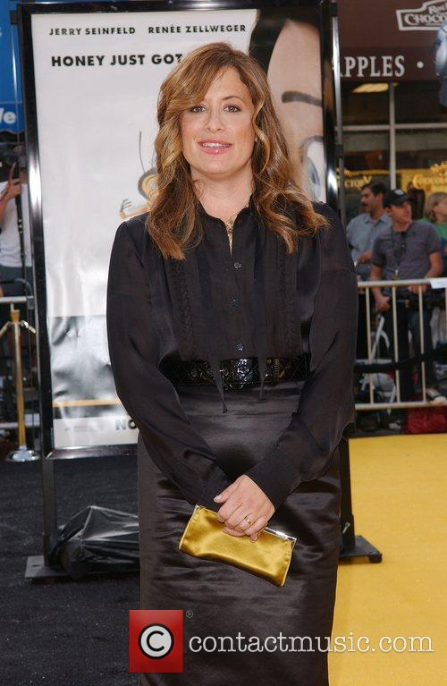 Christina Steinber Los Angeles film premiere of 'Bee...
