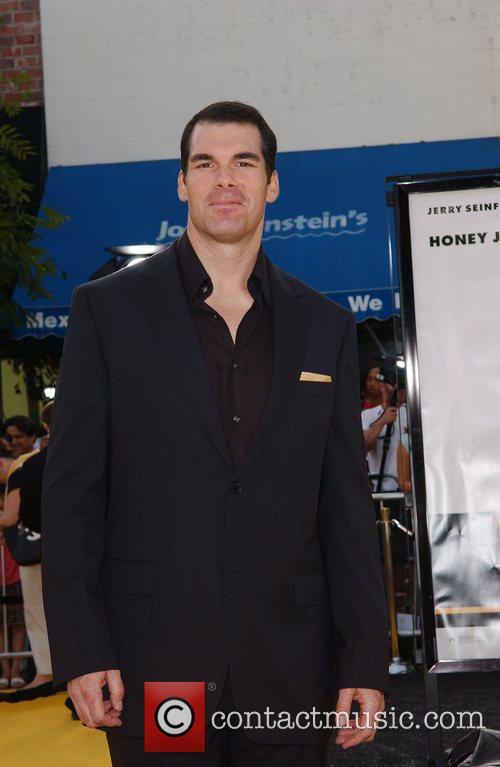 Brandon Molale Los Angeles film premiere of 'Bee...