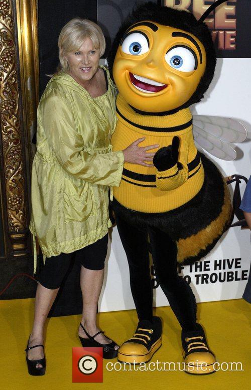 Deborra-Lee Furness Bee Movie premiere  at the...