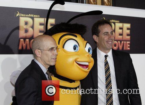 Jeffrey Katzenberg, Jerry Seinfeld and Seinfeld 6