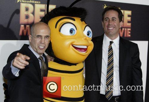 Jeffrey Katzenberg, Jerry Seinfeld and Seinfeld 2