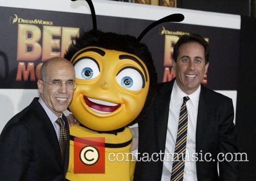 Jeffrey Katzenberg, Jerry Seinfeld and Seinfeld 7