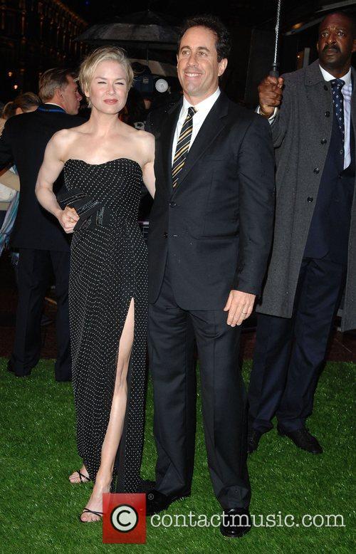 Renee Zellweger and Jerry Seinfeld 6