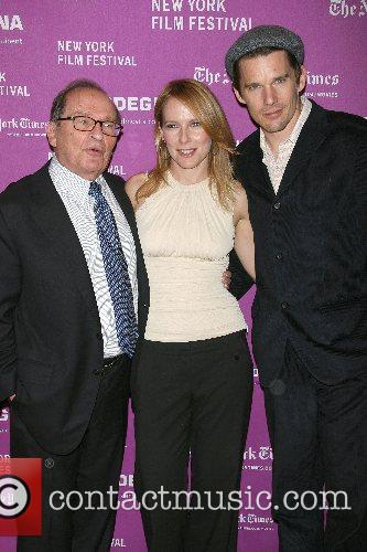 Sidney Lumet, Amy Ryan and Ethan Hawke 5