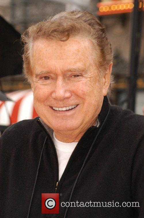 Regis Philbin prepares for the 80th Academy Awards...