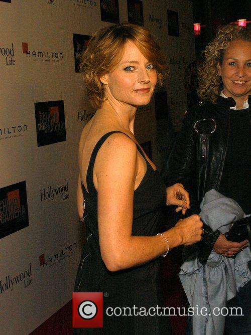 Jodie Foster Hamilton Behind the Camera Awards held...
