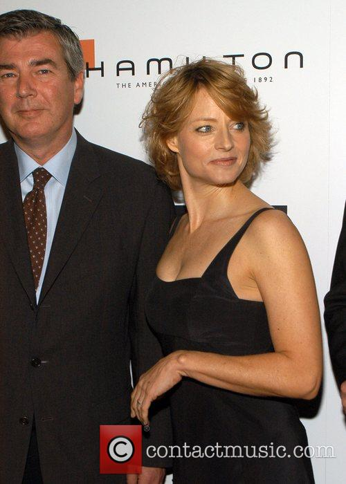 Jodie Foster and Guest Hamilton Behind the Camera...