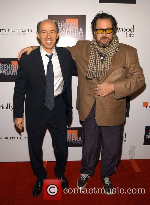 Jon Kilik and Julian Schnabel 2
