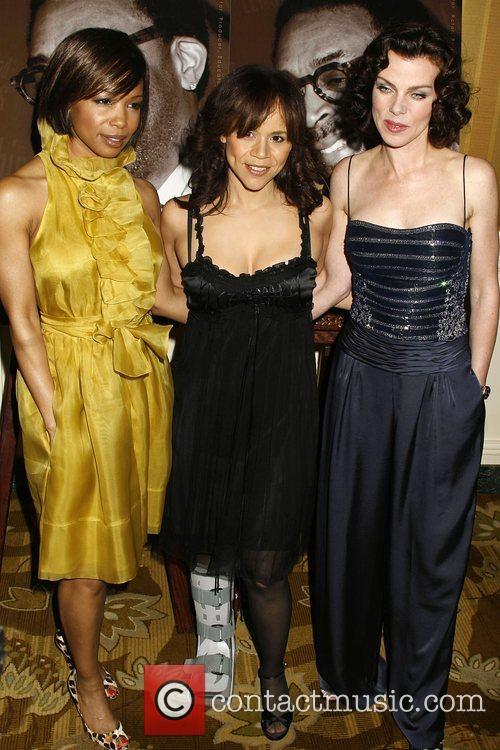 Elise Neal, Rosie Perez and Debi Mazar 6th...