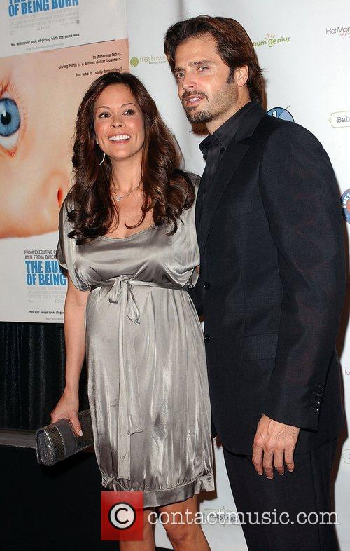 Brooke Burke and David Charvet Arrivals - 'The...