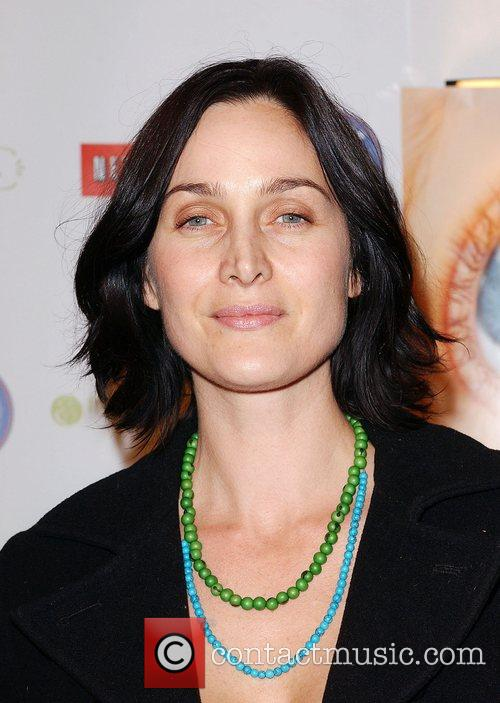 Carrie Ann Moss Arrivals - 'The Business of...