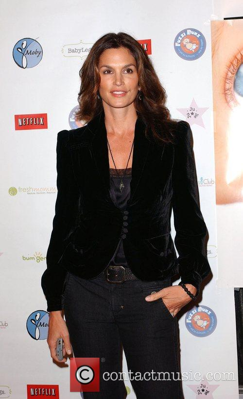 Cindy Crawford Arrivals - 'The Business of Being...