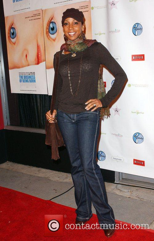 Holly Robinson Arrivals - 'The Business of Being...