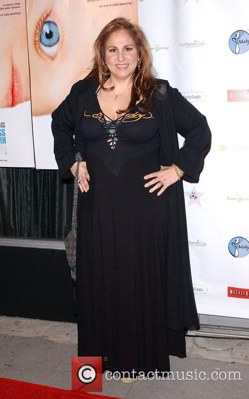 Kathy Najimy Arrivals - 'The Business of Being...