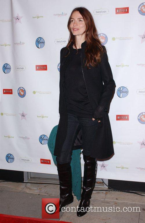 Saffron Burrows Arrivals - 'The Business of Being...