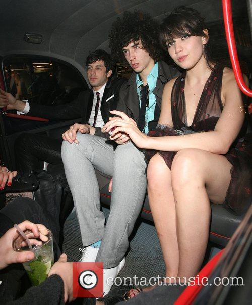 Mark Ronson and Daisy Lowe Belvedere Vodka Jagger...