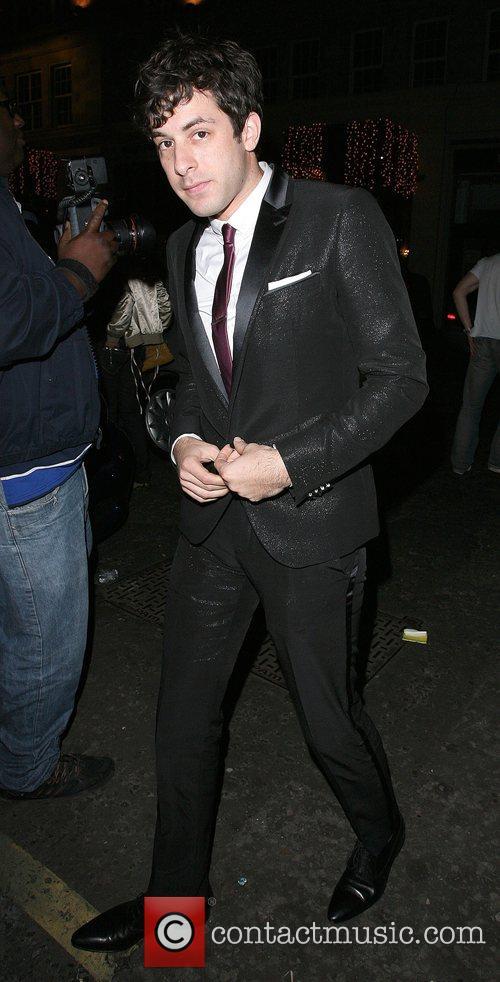 Mark Ronson Belvedere Vodka Jagger Dagger launch party,...