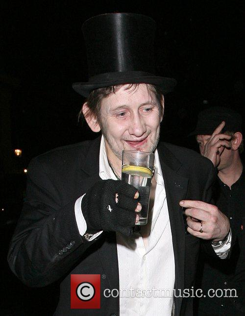 Shane Macgowan and Jade Jagger 1