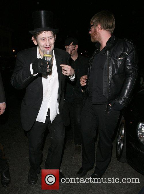 Shane MacGowan and Jade Jagger 19