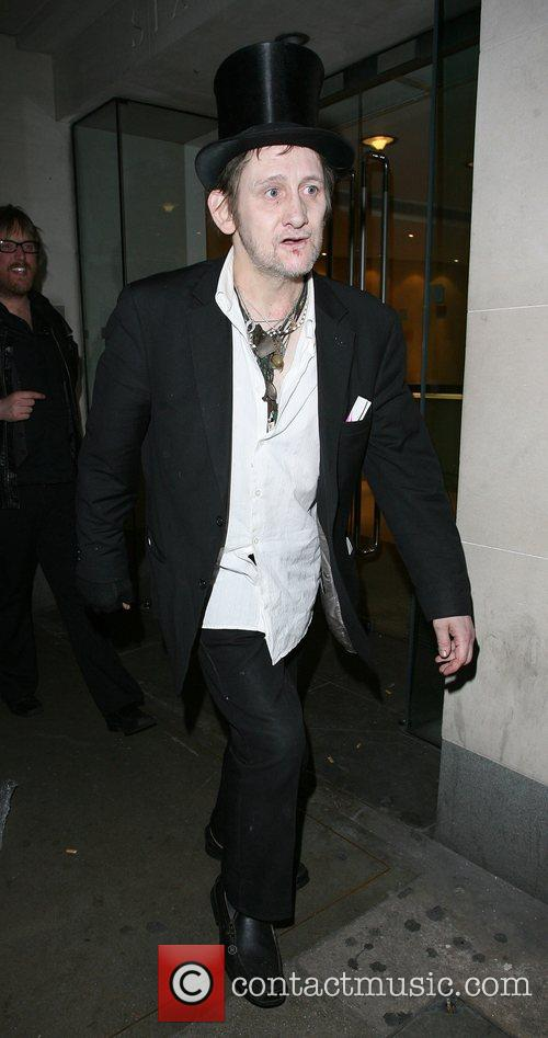 Shane MacGowan and Jade Jagger 23