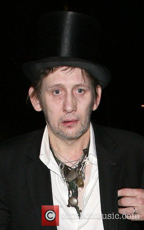 Shane MacGowan and Jade Jagger 25