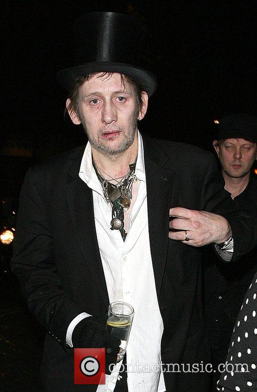 Shane Macgowan and Jade Jagger 9