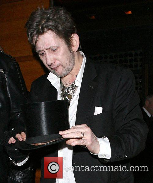 Shane MacGowan and Jade Jagger 16