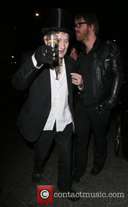 Shane Macgowan and Jade Jagger 5