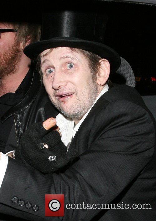 Shane MacGowan and Jade Jagger 26