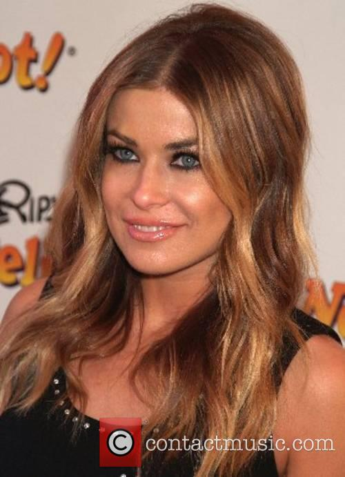 Carmen Electra opening celebration of Ripley's 'Believe It...