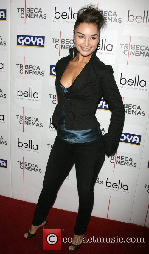 New York premiere of 'bella' at the Tribeca...