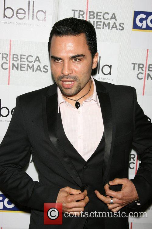 Manny Perez New York premiere of 'bella' at...