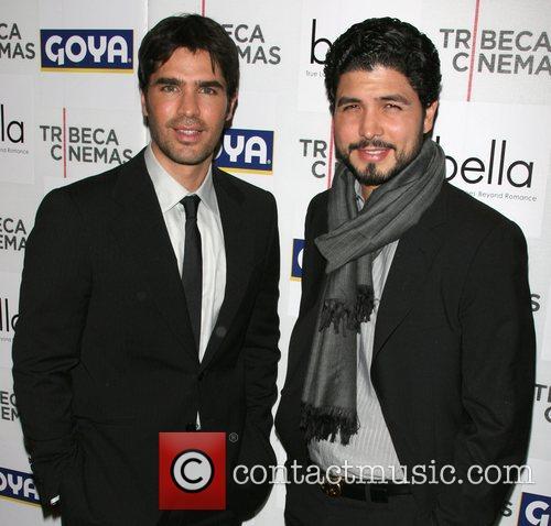 Eduardo Verastequi and Alejandro Monteverde New York premiere...