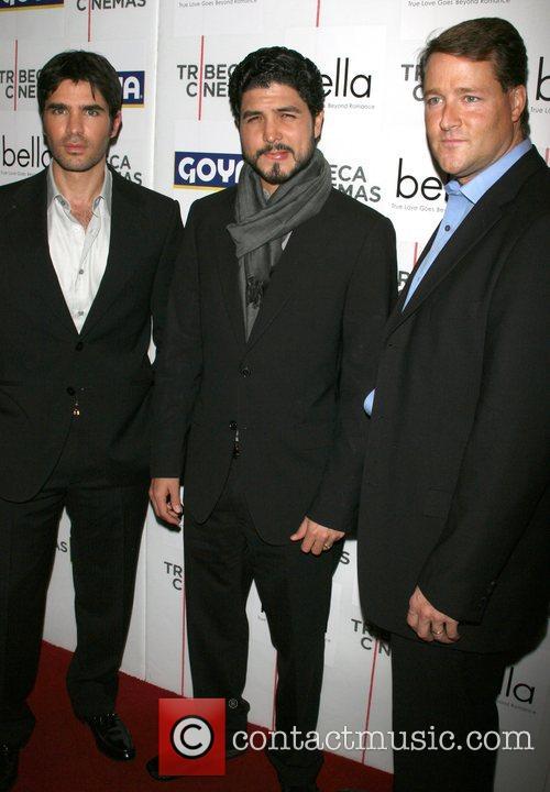 Eduardo Verastequi, Alejandro Monteverde and Sean Wolfington New...