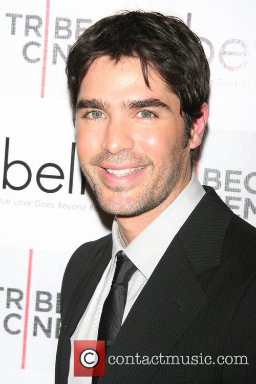 Eduardo Verastequi New York premiere of 'Bella' held...