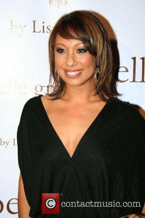 Cheryl Burke,  Actress and fashionista Lisa Rinna...