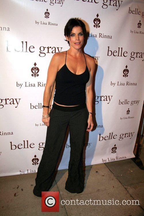 Lesli Kay,  Actress and fashionista Lisa Rinna...