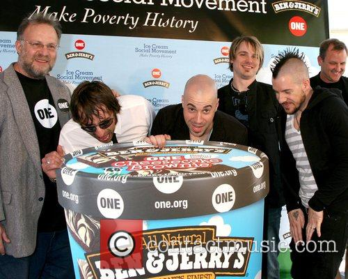 Josh Steely, Jerry Greenfield of Ben & Jerry's,...