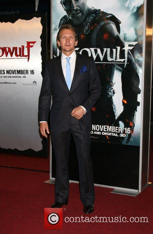 Premiere of 'Beowulf' at Mann's Village Theater -...