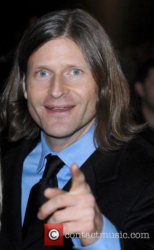 Crispin Glover UK premiere of 'Beowulf' held at...